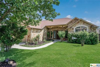 New Braunfels Single Family Home For Sale: 2235 Garden Sun