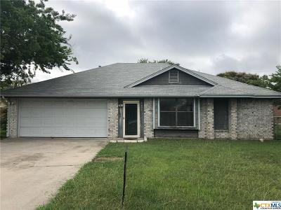 Killeen Single Family Home For Sale: 3206 Edgewood