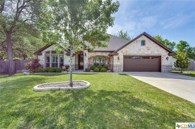 Belton Single Family Home For Sale: 1801 Dancing Oaks Court