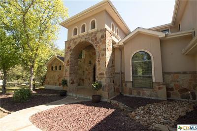 La Vernia Single Family Home For Sale: 3963 County Road 319