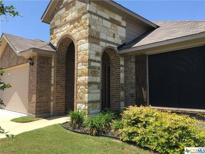 Killeen Single Family Home For Sale: 2603 Inspiration Drive