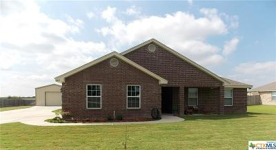 Salado Single Family Home For Sale: 4071 Amity