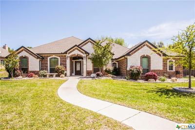 Belton Single Family Home For Sale: 1707 Remuda Ct