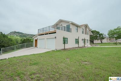 Canyon Lake Single Family Home For Sale: 750 Irene