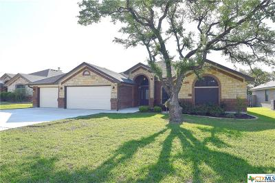 Harker Heights TX Single Family Home For Sale: $265,900