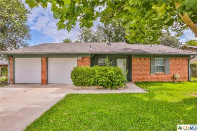 Killeen Single Family Home For Sale: 1515 McCarthy