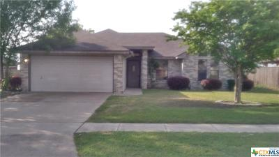Killeen TX Single Family Home For Sale: $121,500