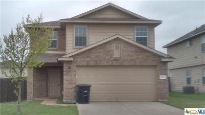 Killeen TX Single Family Home For Sale: $143,500