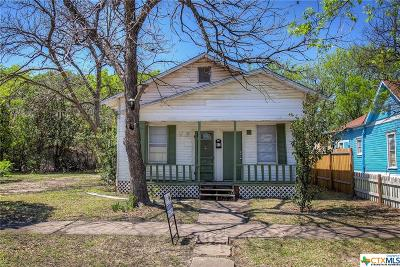 Temple Single Family Home For Sale: 10 N 12th
