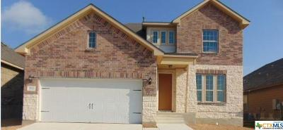 New Braunfels Single Family Home For Sale: 2932 Sunset Summit