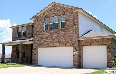 Coryell County Single Family Home For Sale: 2306 Scott Drive