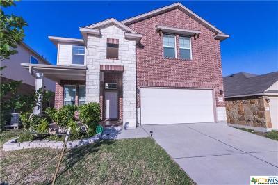 Killeen Single Family Home For Sale: 9601 Rogano Court