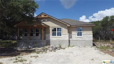 Canyon Lake Single Family Home For Sale: 1152 Hedgestone