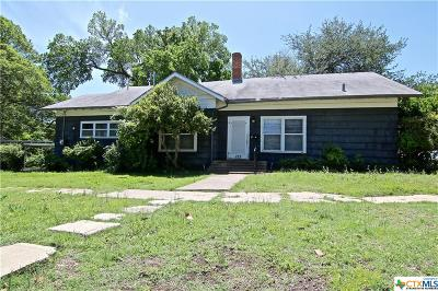 Temple Single Family Home For Sale: 123 Munroe Avenue