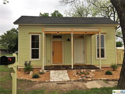 Lampasas Single Family Home For Sale: 800 E 3rd