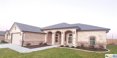 Killeen Single Family Home For Sale: 5004 Fresco Drive