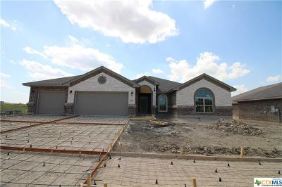 Killeen Single Family Home For Sale: 5007 Fresco Circle