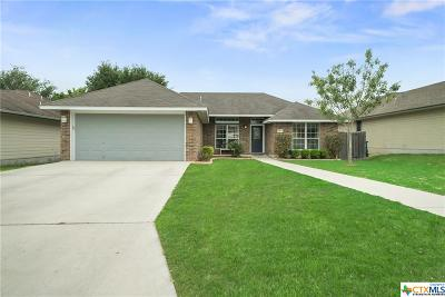 New Braunfels Single Family Home Pending Take Backups: 2172 Bentwood