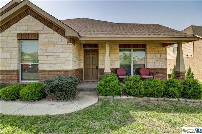Killeen Single Family Home For Sale: 6006 Flag Stone Drive