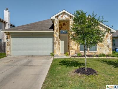 Seguin Single Family Home For Sale: 3421 Sabrina