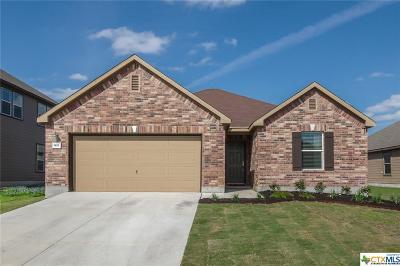 New Braunfels Single Family Home For Sale: 1481 Jordan Crossing