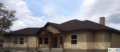 New Braunfels Single Family Home For Sale: 782 Shady Hollow