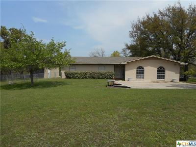 Lampasas Single Family Home For Sale: 1007 Sheppard