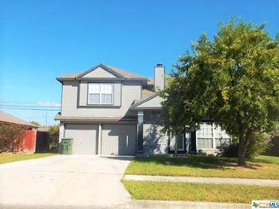 Killeen Single Family Home For Sale: 2404 Magnum Circle
