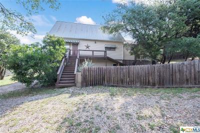 Canyon Lake Single Family Home For Sale: 1740 Charter Oak