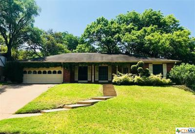 Temple Single Family Home For Sale: 3911 Trailwood Drive