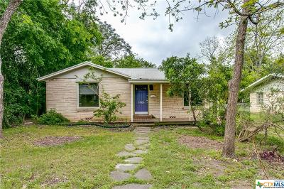 Austin Single Family Home For Sale: 1701 W Saint Johns