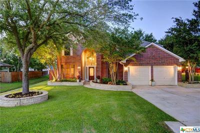 Buda TX Single Family Home For Sale: $425,000