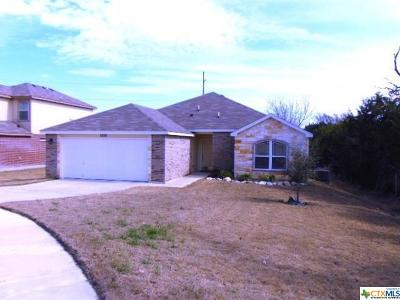 Killeen Single Family Home For Sale: 5210 Imperial Eagle