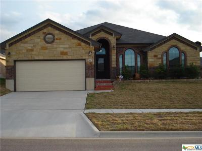 Killeen Single Family Home For Sale: 2900 Inspiration Drive
