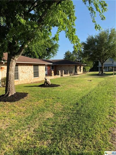 Belton TX Single Family Home For Sale: $179,900