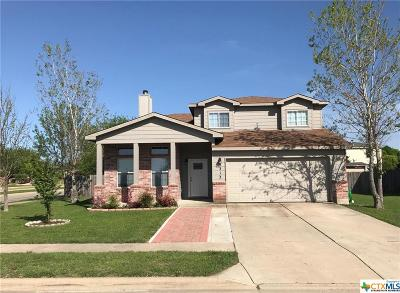 Temple Single Family Home For Sale: 5313 Coach Stop