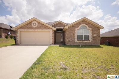 Killeen TX Single Family Home Pending: $124,990