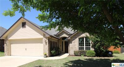 Belton Single Family Home For Sale: 507 Dusty Trail