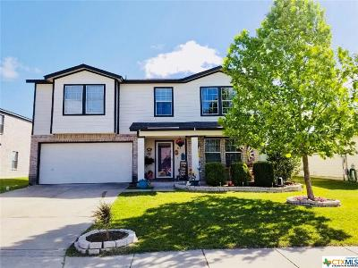 New Braunfels Single Family Home For Sale: 664 Crossing