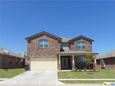 Killeen Single Family Home For Sale: 4915 Prewitt Ranch Road