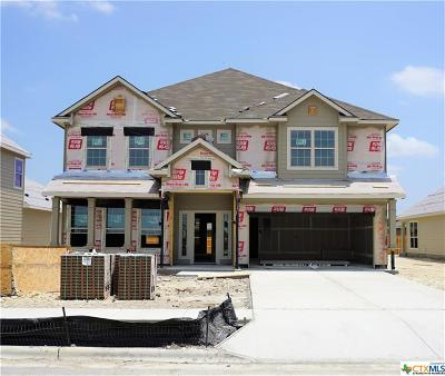 Copperas Cove TX Single Family Home For Sale: $261,100