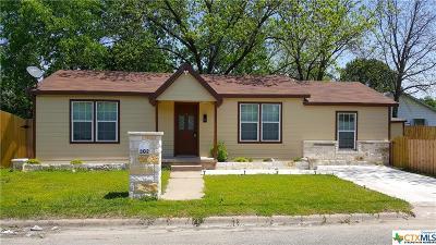 Gatesville Single Family Home For Sale: 302 N 19th Street