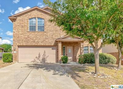 Copperas Cove Single Family Home For Sale: 2110 Isabelle Drive