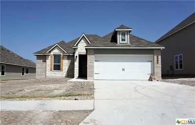 Copperas Cove Single Family Home For Sale: 846 Stockdale Road
