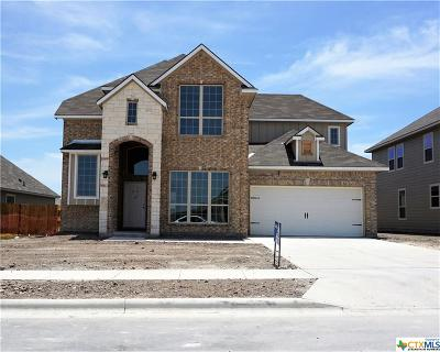 Copperas Cove TX Single Family Home For Sale: $264,600