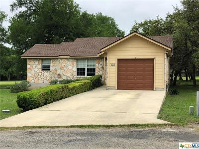 Wimberley TX Single Family Home For Sale: $198,500