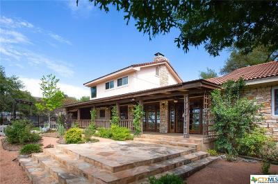 Wimberley TX Single Family Home For Sale: $462,000