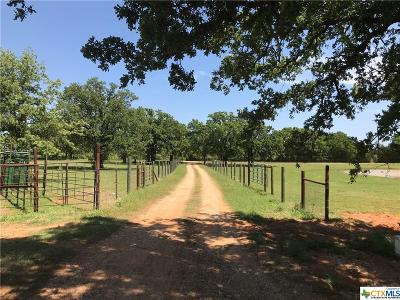 Milam County Residential Lots & Land For Sale: 5280 Cr 320
