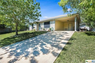 Copperas Cove Single Family Home For Sale: 204 Rogers