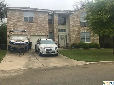 Harker Heights TX Single Family Home For Sale: $219,500